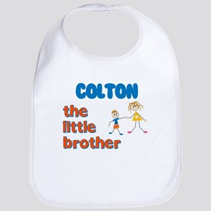 Colton - The Little Brother Bib