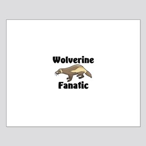 Wolverine Fanatic Small Poster