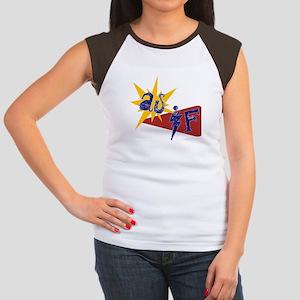 As If Women's Cap Sleeve T-Shirt