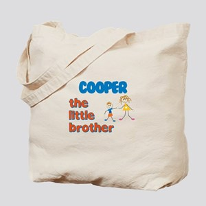 Cooper - The Little Brother Tote Bag