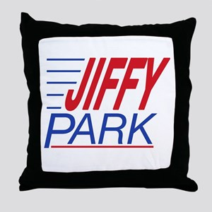 JIFFY PARK Throw Pillow
