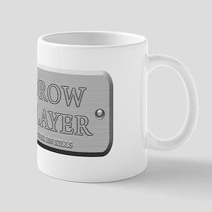 Brushed Steel - Drow Slayer Mug
