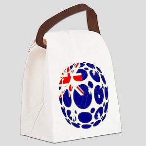 Australia Soccer 2018 Canvas Lunch Bag