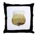 U. S. Male Inspector Throw Pillow