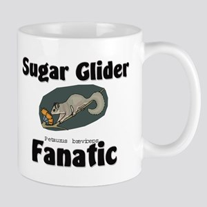 Sugar Glider Fanatic Mug