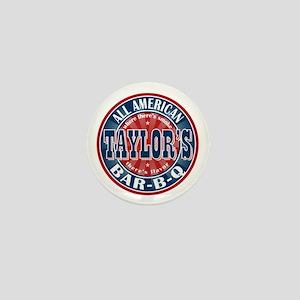 Taylor's All American BBQ Mini Button