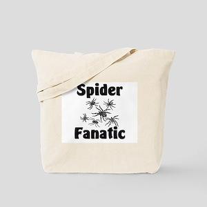 Spider Fanatic Tote Bag