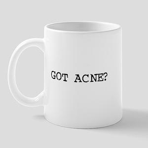 got acne? Mug
