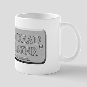 Brushed Steel - Undead Slayer Mug