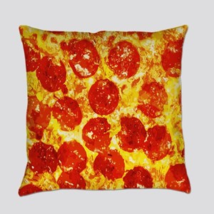 Pizzatime Everyday Pillow