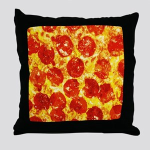 Pizzatime Throw Pillow