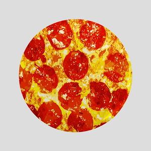 """Pizzatime 3.5"""" Button"""