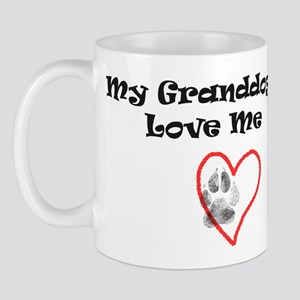 Granddogs Love Mug