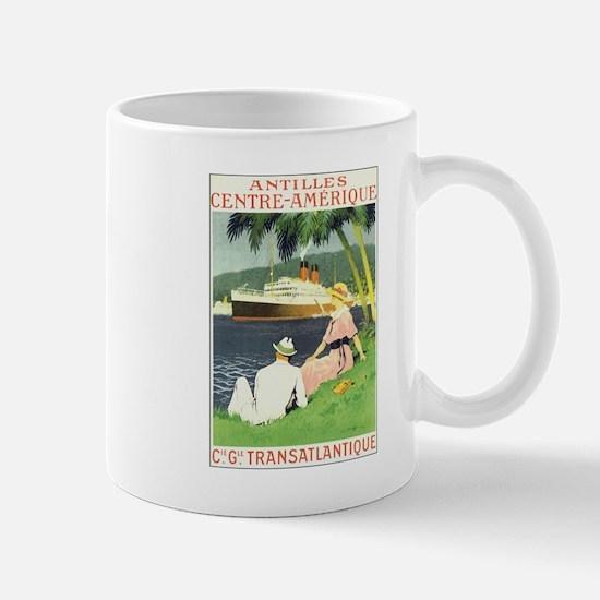 Antilles Caribbean Mug