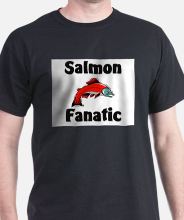 Salmon Fanatic T-Shirt