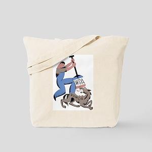 Rumor Wolves Tote Bag