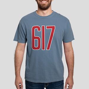 617 Area Code Gift for Boston Pride T-Shirt