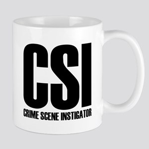 CSI - crime scene INSTIGATOR Mug