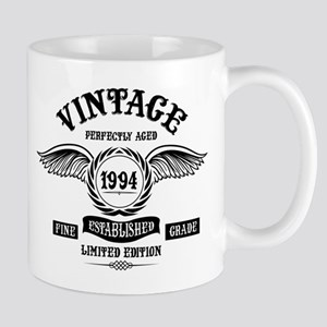 Vintage Perfectly Aged 1994 Mugs