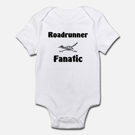 Roadrunner Fanatic Infant Bodysuit