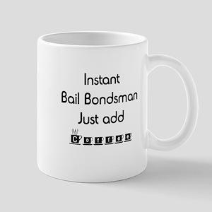 Bail Bondsman Mug