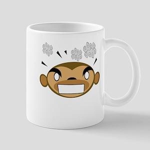 Boy Angry Mug