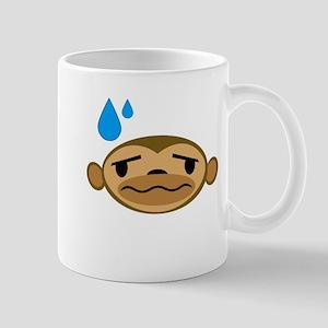 Boy Sad Mug