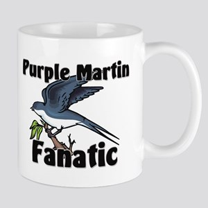Purple Martin Fanatic Mug