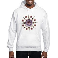 Batik Mandala Hoodie