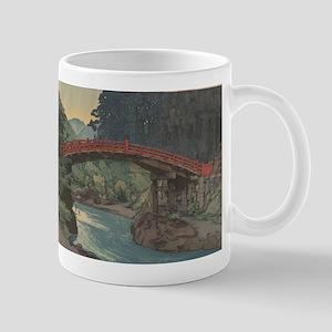 Bridge Art Masterpiece Mugs