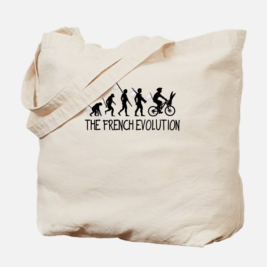 Funny anti French Tote Bag