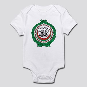 Arab League Emblem Infant Bodysuit