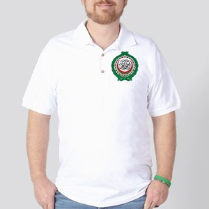Arab League Emblem Golf Shirt