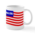 July 4 1776 Mug