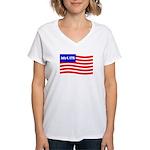 July 4 1776 Women's V-Neck T-Shirt