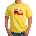 July 4 1776 Yellow T-Shirt