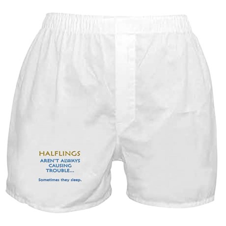 Troublesome Halflings Boxer Shorts