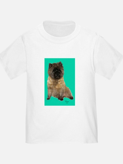 Cairn Terrier Birthday T