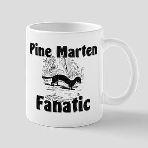 Pine Marten Fanatic Mug