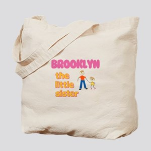Brooklyn - The Little Sister Tote Bag