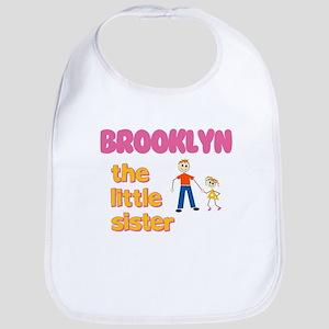 Brooklyn - The Little Sister Bib