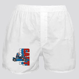Ultimate Go Cart Boxer Shorts