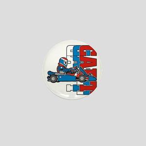 Ultimate Go Cart Mini Button