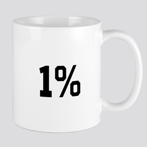 1% Stainless Steel Travel Mugs