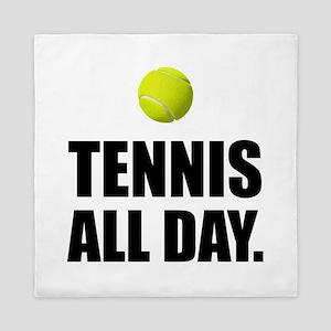 Tennis All Day Queen Duvet