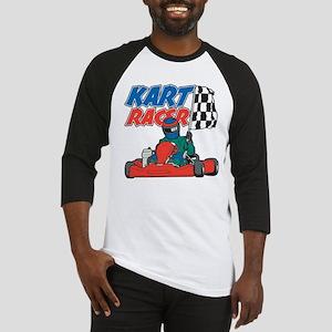 Kart Racer Baseball Jersey