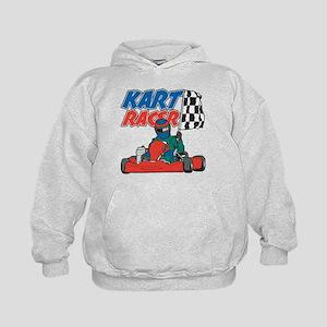 Kart Racer Kids Hoodie