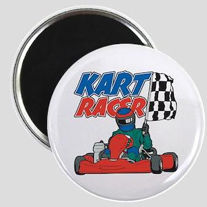 Kart Racer Magnet