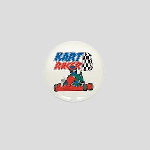 Kart Racer Mini Button