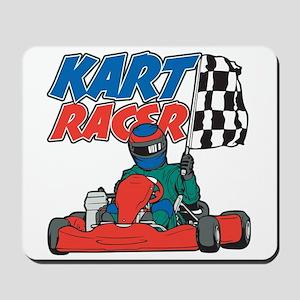 Kart Racer Mousepad